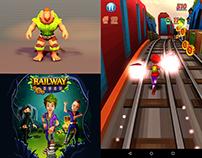 Railway Rush Full Android Game