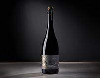 Sparkling Wine Label Design - Gogu Winery