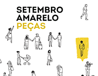 Comunicação interna - Setembro Amarelo