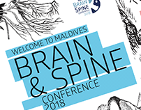 Branding: Maldives Brain & Spine Conference 2018