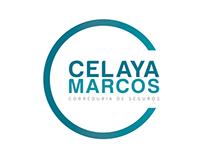 "Marca ""Celaya-Marcos / Seguros"""