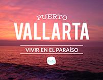Puerto Vallarta |  Vivir en el Paraíso | Tita Cabrera