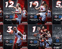 Liberty University Women's Basketball Materials