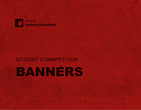 Student commpetition banners