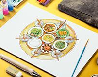 Notebook Cover Illustration_Jabuk