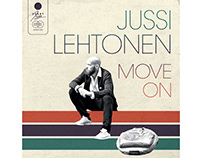 Jussi Lehtonen - Move On | Album layout