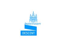 Andriyivskyy Descent Brand Identity [2020]