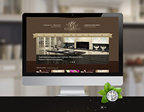 Site Design. luxury kitchen to order  www.kronne.ru