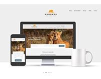 Safari Lodge website