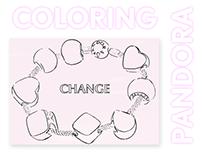 Pandora coloring