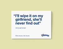 Kleenex for men