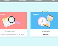 Interactive App Animation