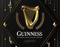 Guinness Signage Design