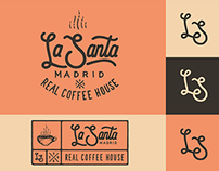 Coffee House Logo Development