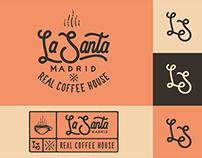 Coffee House Logo Development