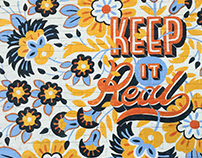 Keep It Real Mural
