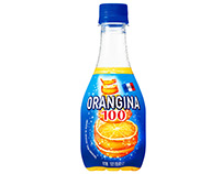Orangina 100 (Orange 100%+Soda), 2019