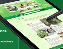 INTERIOR & ARCHITECTURE - WEB DESIGN THEME