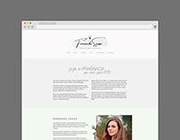 Website • Fernanda Sousa
