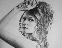 Algunos dibujos a Lápiz