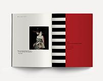 Kate Spade Annual Report Design