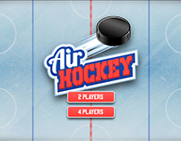 Air Hockey - Video Game Design