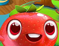 Fruit mix puzzle