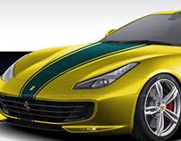 Ferrari GTC4 Lusso 4our Elements