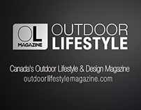 • 3 • Logo Reveal • Outdoor Lifestyle Magazine
