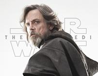 Star Wars: The Last Jedi® Website Concept