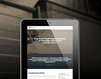 Christina Helvig - website