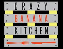 Crazy Banana Kitchen Logo