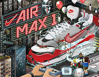 Nike Air Max Day Hong Kong - Step Back in Time 87