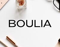 Boulia Sans Serif Font