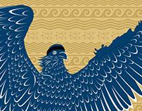 Pride of Crete~ 100 Poster for Crete Exhibition