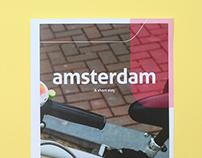 Amsterdam: A short stay