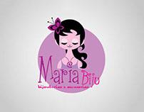 Logo - Maria Biju