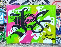 'Yes' Mural // Austin, Texas