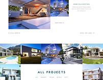 Nrgarchitect - Drupal Theme for Architects