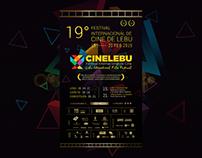 Poster Festival Internacional Cine Lebu 2019