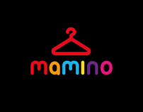 Mamino. Children shop.