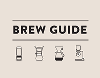 Brew Guide - icon design