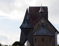Pellworm - Alte Kirche