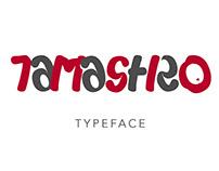Tamashiro Typeface
