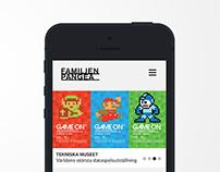 FamiljenPangea's website