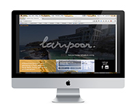 Lampoon Web Site