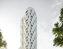 High-rise building, Munich