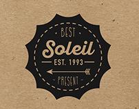 Soleil - Series 3 Packaging Design