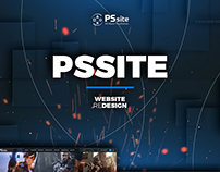 PSsite.com | Website redesign
