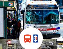 SEPTA App Redesign